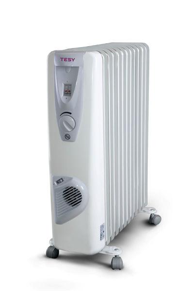 Снимка на Радиатор TESY CB 2512 E 01 V 3000W  дванадесет ребра + вентилатор