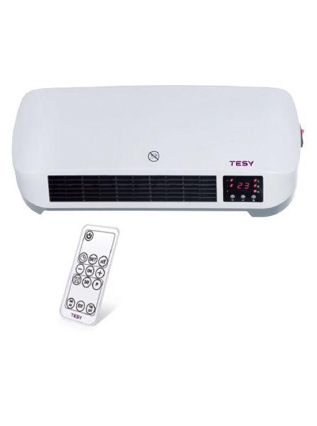 Снимка на Печка керамична HL 274W PTC W 2000W 2 степени с таймер LED екран