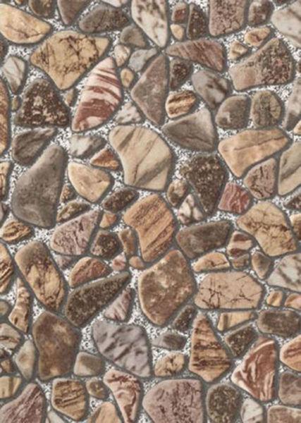 Снимка на Тапет 270-03 симплекс влагоустойчив камъчета бежов