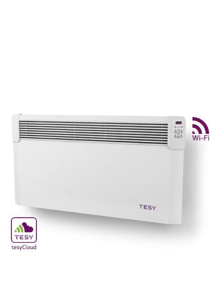 Снимка на Конвектор панелен TESY CN 04 200 EIS CLOUD W 2000W IP24 ел. термостат