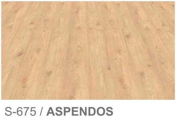 Снимка на Ламиниран паркет S-675 Aspendos 6мм АС3 31кл
