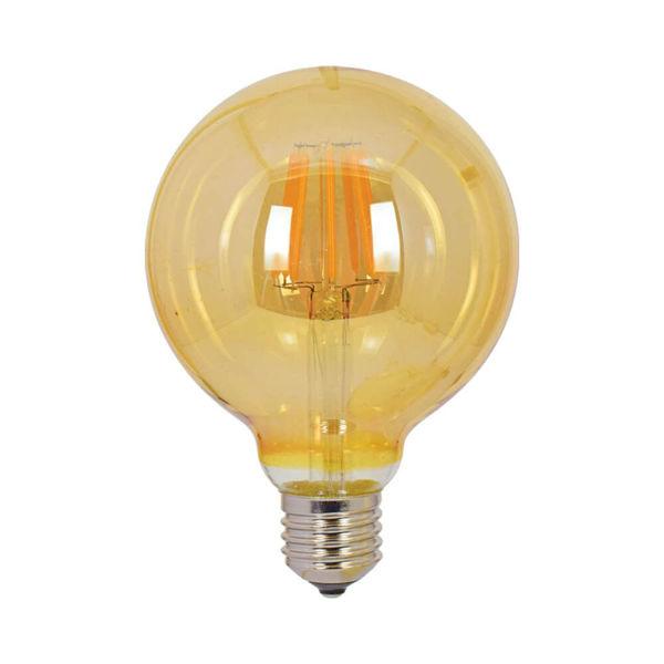 Снимка на Крушка GFV95 LED 6W E27 2700k FLICK VINTAGE LED
