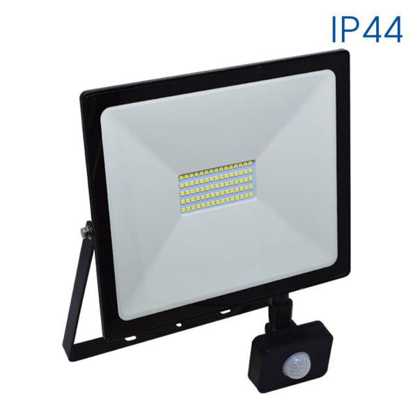 Снимка на Прожектор NYX LED 50W/B със сензор IP44