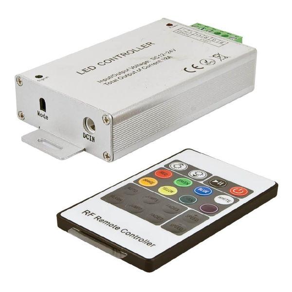 Снимка на Контролер RGB RF controller max144W in 12V