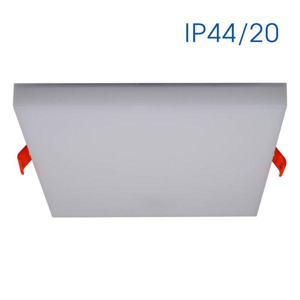 Снимка на Панел QUADRA LED 24W CL квадрат неутрална светлина