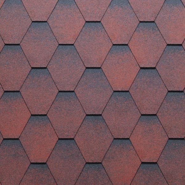 Снимка на Керемиди червени пчелна пита - 3 кв.м.