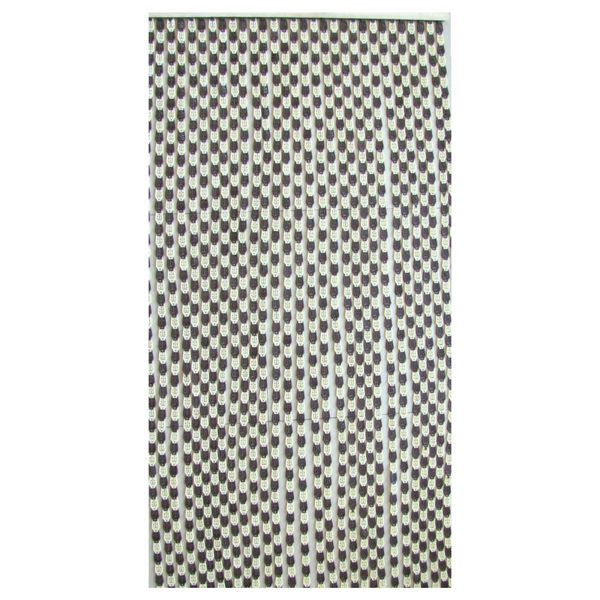 Снимка на Ресни за врата PVC лукс