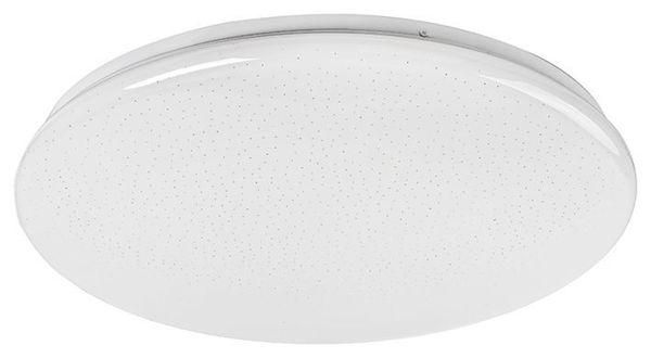 Снимка на Плафон Danny LED 60W бял, звезден ефект, дистанционно, димиране