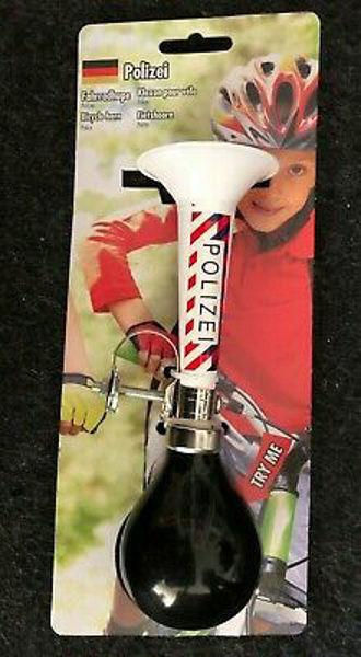 Снимка на Тромба за велосипед 18см Police