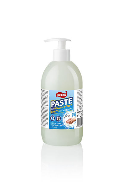 Снимка на Паста за ръце - течна - концентрат /бутилка с помпа/ 500мл.