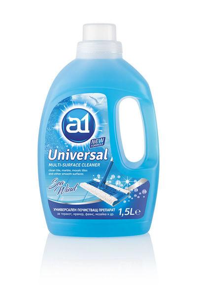 Снимка на Препарат универсален почистващ - син 1.5л.