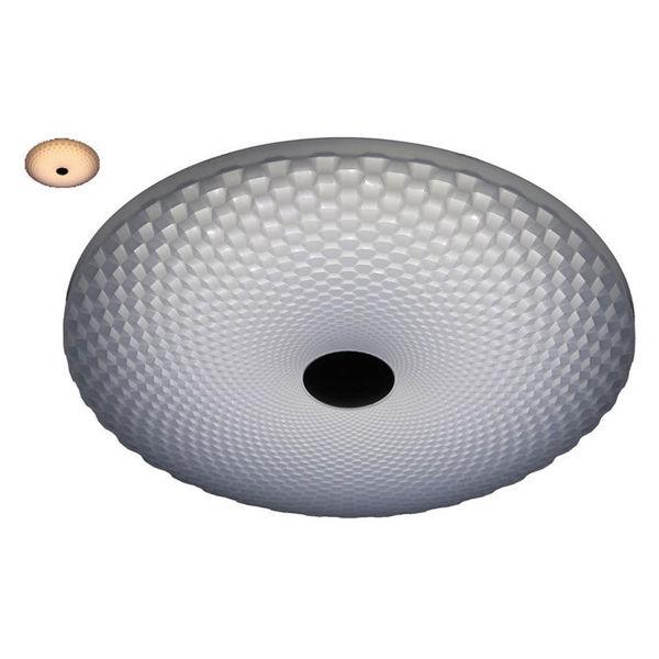 Снимка на Плафониера LED PEARL-F35 max.52W 3xCCT с дистанционно ф400х70