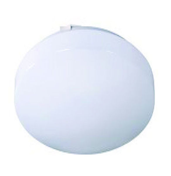 Снимка на Плафон LED ф28см 6W Опал топла светлина