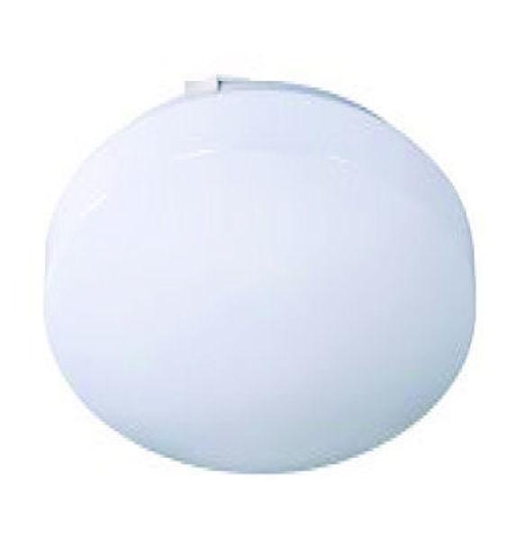 Снимка на Плафон LED ф28см 6W Опал студена светлина