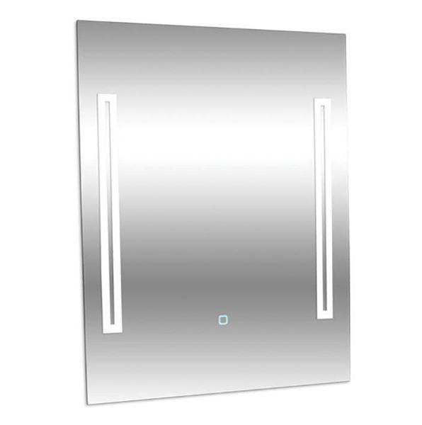 Снимка на Огледало с LED H-138 с функция против мъгла