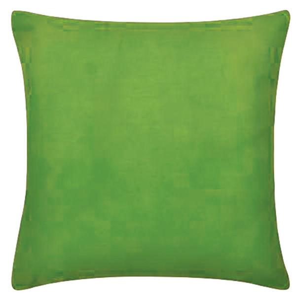 Снимка на Възглавница декоративна 42/42 зелена тефлон
