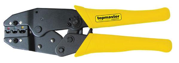 Снимка на Клещи кербовъчни 0,5-6mm Topmaster
