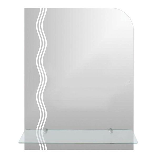 Снимка на Огледало с полица №311 мат - П 50/60 см.