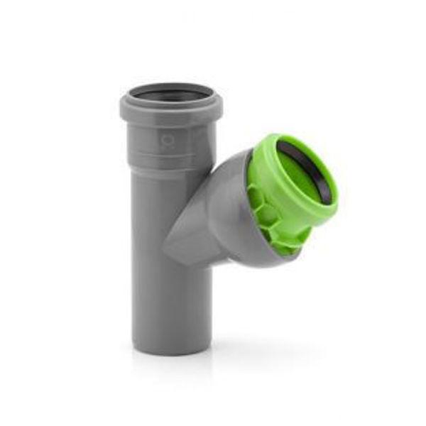 Снимка на Разклонение PVC подвижно ф50