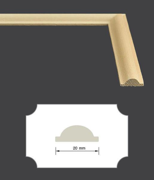 Снимка на Лайсна покривна 2х0.8 R Липа