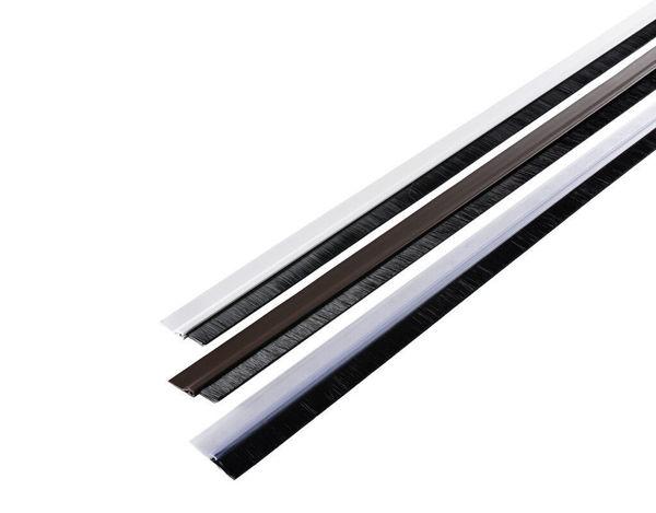 Снимка на Четка за врата PVC 40 мм х 1 м бяла