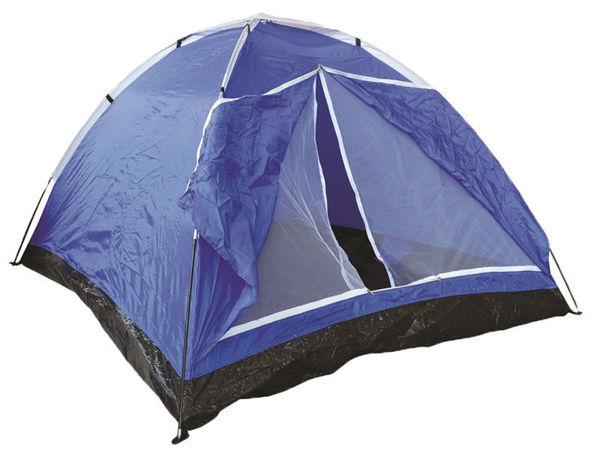 Снимка на Палатка 3-местна 210х180х120 см