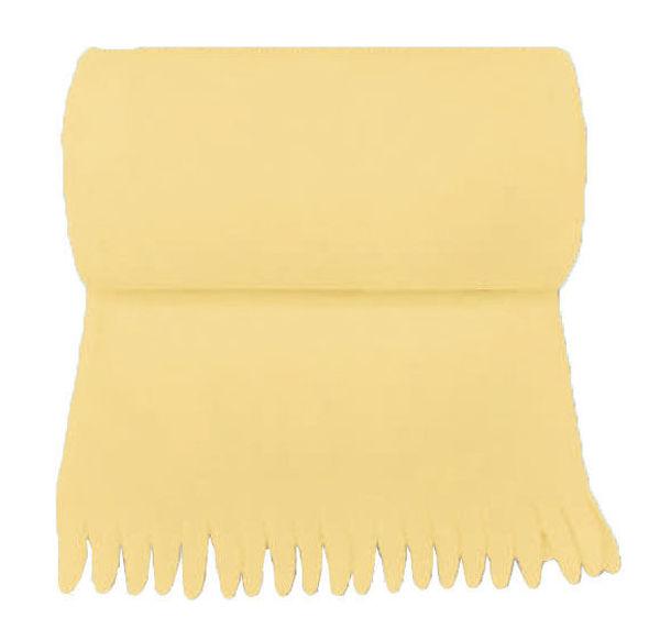 Снимка на Одеяло полар 100х150 см жълто
