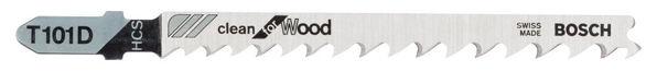 Снимка на Ножче за прободен трион T 101 BR 100х2.5мм.