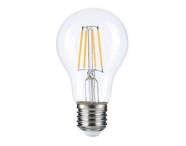 Снимка на LED крушка A60 8W E27 220V-240V 2700K 810lm - 1312