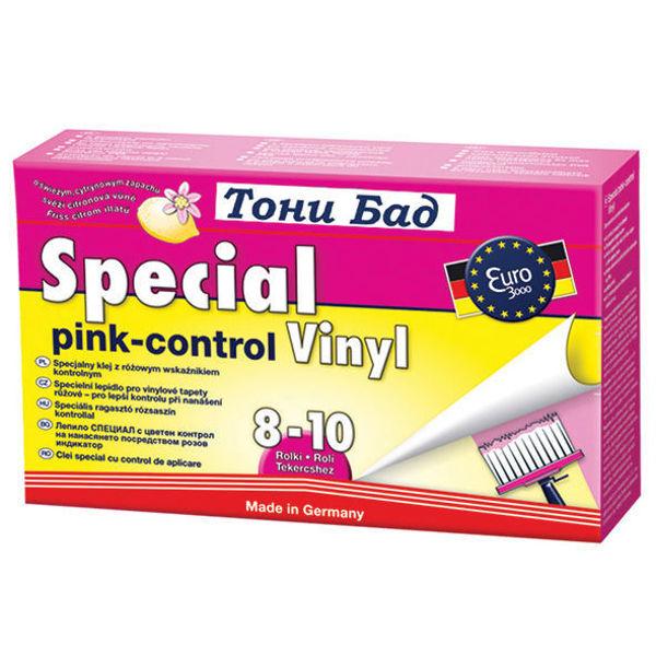 Снимка на Лепило за тапети Euro3000 Pink - Indikator 300г