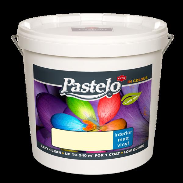 Снимка на Латекс Пастело - млечна резеда Е 9-2 - 2.5л.