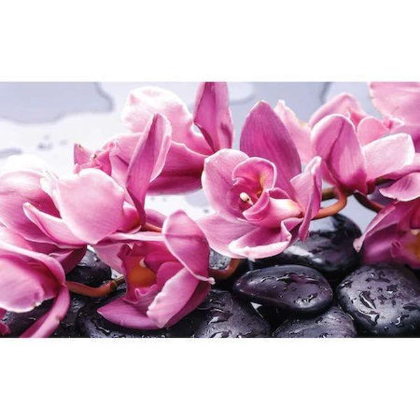 Снимка на Тапет фото 02-1337 184х254 Орхидеи Релакс