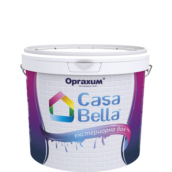 Снимка на Боя екстериорна Casa Bella - 8.5 л.
