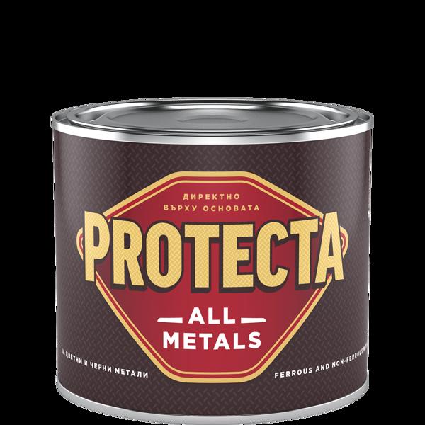 Снимка на Протекта All Metals - Графит 500мл.