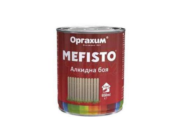 Снимка на Боя алкидна Mefisto RAL 8016 650 ml