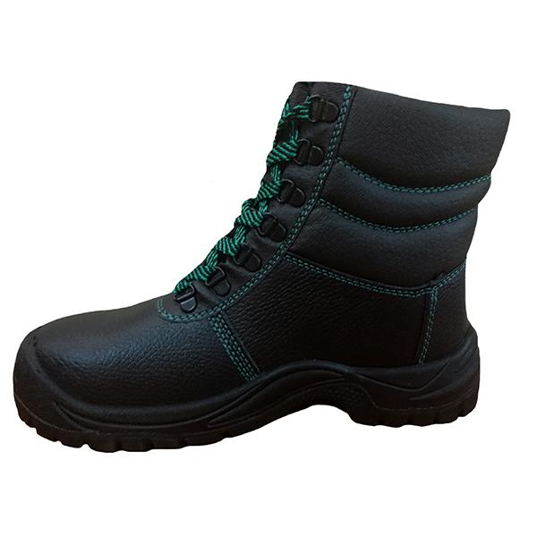 Снимка на Обувки работни високи с топъл хастар Globus winter S3 №44