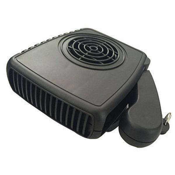 Снимка на Печка вентилаторна 150W с превкл. за топло и студено