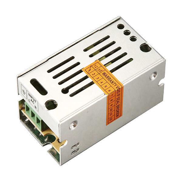Снимка на Захранване лента SLIM LED 12VDC/100W/8.3А/IP20