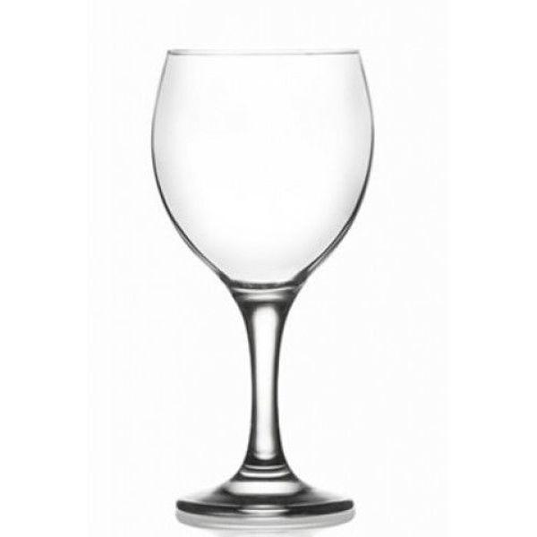 Снимка на Чаша на столче за червено вино 260cc - 6бр. - LAV-MIS 552