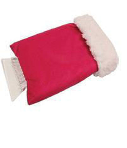 Снимка на Стъргалка за лед с ръкавица
