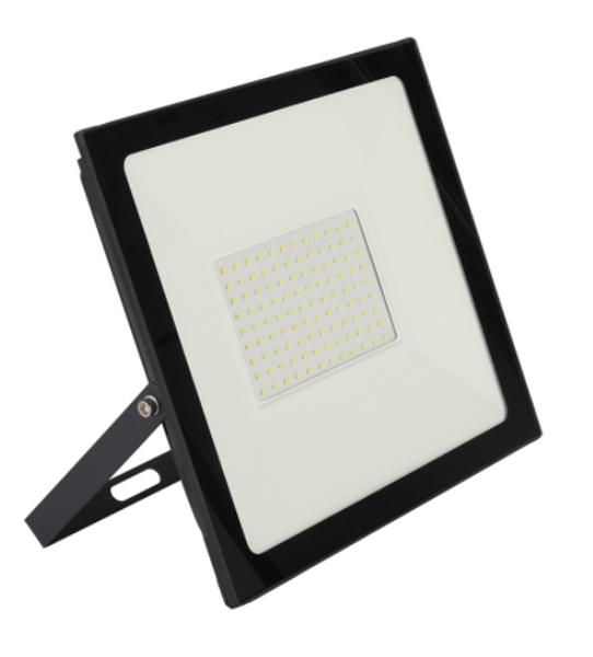 Снимка на Прожектор LED черен 30W 2700Lm 4000K IP65 - 17см