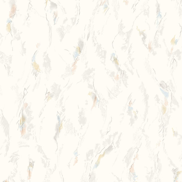 Снимка на Тапет дуплекс Бестселър 2 - бяла мазилка акварел