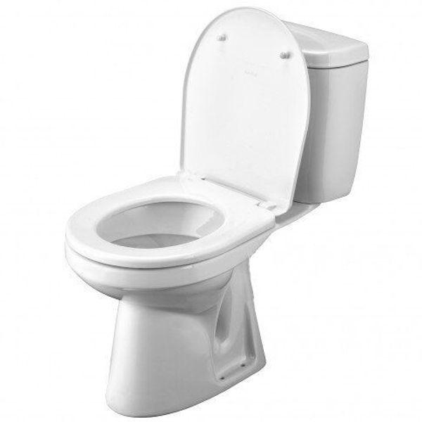Снимка на Моноблок ENJOY ДО к-т с тоал.седалка, бутон 3/6л