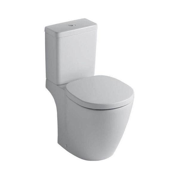 Снимка на E716401 WC Комплект Connect Cube затв.ринг ДВ ХО сед. с плавно затв.