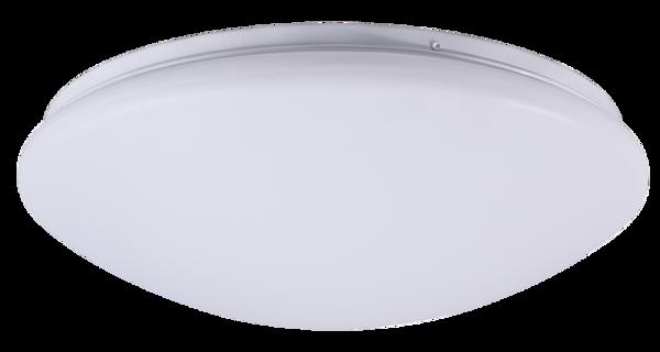 Снимка на Плафониера LED бяла 15W 4000K 1200lm IP44 ф27cm