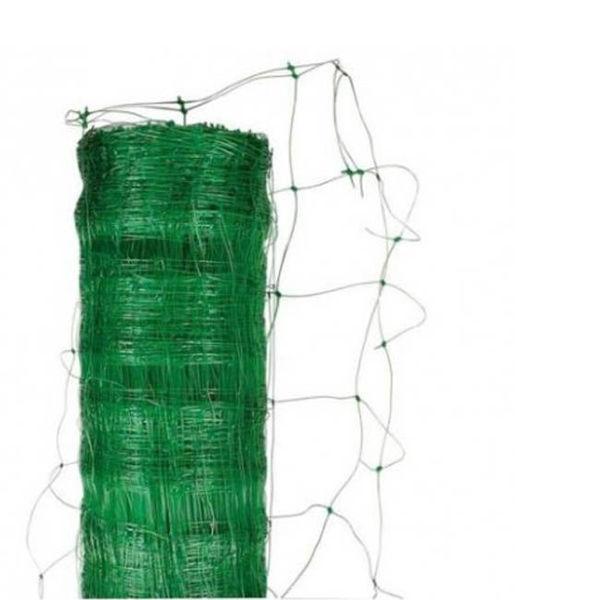 Снимка на Мрежа за краставици 1,7 х 5 м зелена