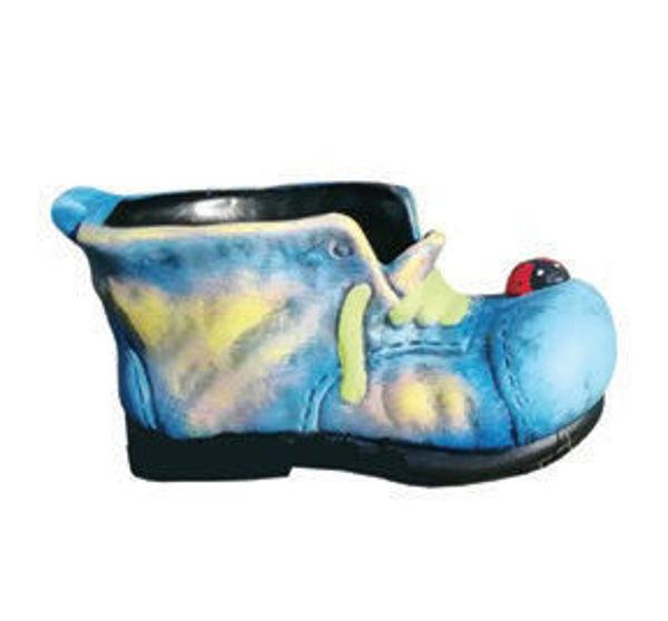 Снимка на Фигура Обувка с калинка