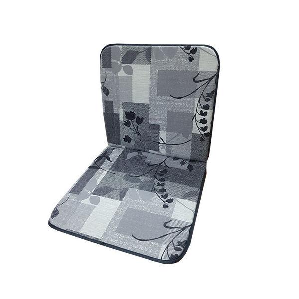 Снимка на Столовка тефлоново покритие 40х80 №6 сиви квадрати