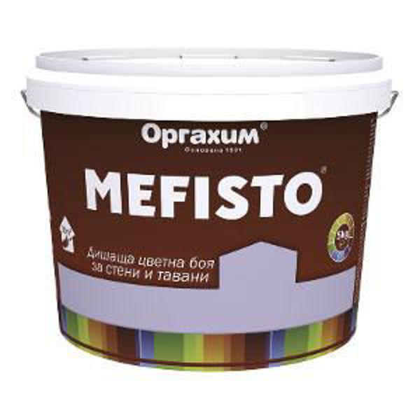 Снимка на Боя Мефисто люляков цвят 5кг.