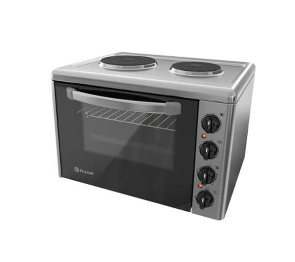 Снимка на Готварска печка малка ELDOM 203VF 3400W  INOX
